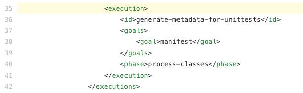 Writing unit tests for AEM (part 2): Maven Setup   Things on